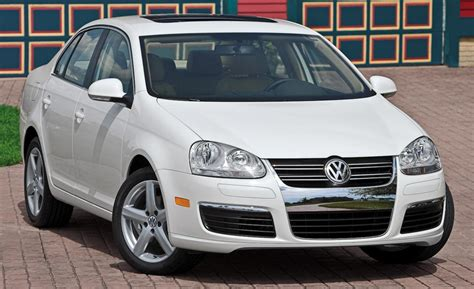 volkswagen jetta 2008 car and driver