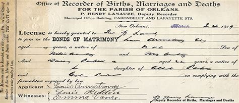 Louisiana Birth Records Louisiana Of State