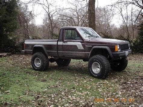 1989 Jeep Comanche Mdfowler 1989 Jeep Comanche Regular Cab Specs Photos