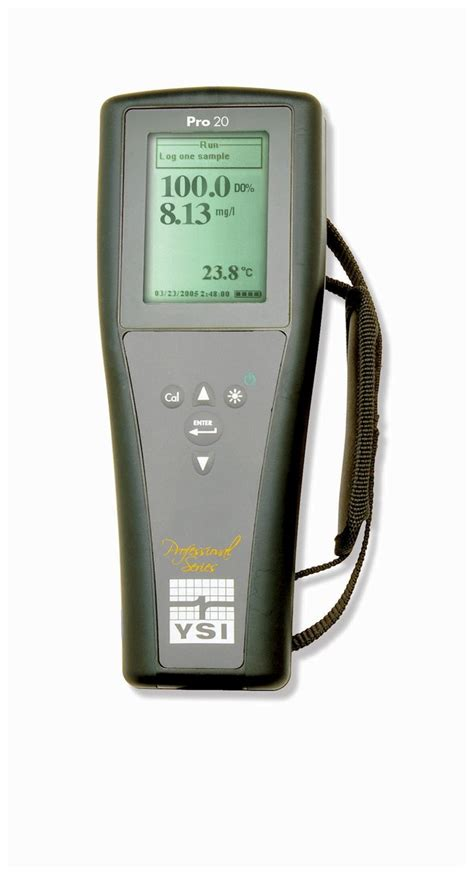 Do Meter Ysi ysi professional series do odo and do conductivity meters do temperature meter ysi