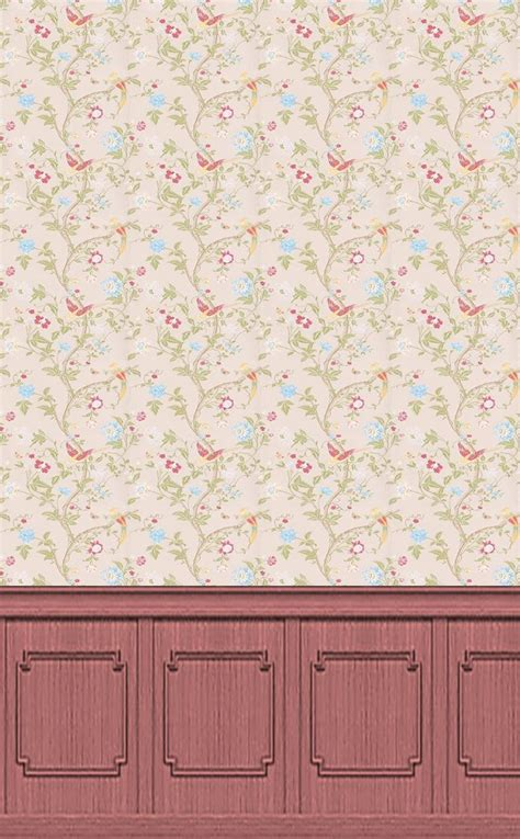 printable dolls house wallpaper pin by poppets dolly bits on dolls house wallpapers