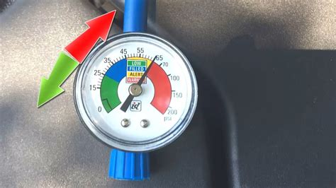 How To Read Ac Gauges car ac pressure high fix overcharged a c
