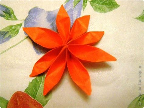 Origami Master Class Flowers - origami master class flower mk paper photo 1