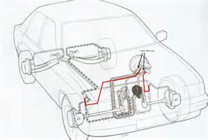Ford Ka Brake System Warning Light Wanted Brake Pipe Diagram For Mk4 Passionford
