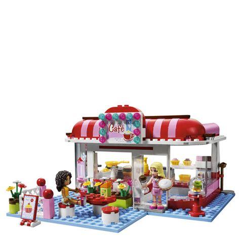 Lego Friends Park lego friends city park cafe 3061 toys zavvi