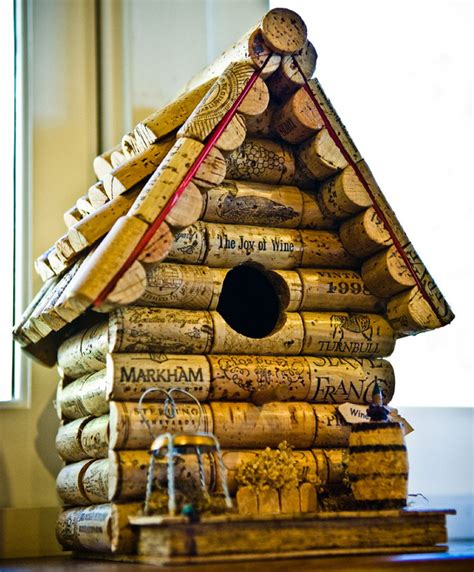 pictures made out of bird house plan made out of wine corks pdf woodworking