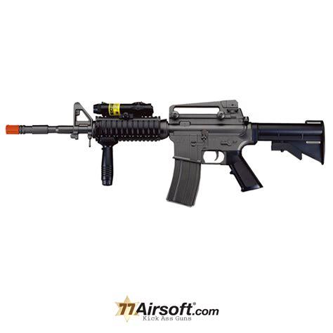 m3081a aeg m4 auto electric bb gun airsoft plastic rifle