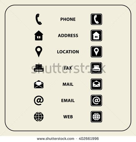 symbols business card templates business card symbols choice image business card template
