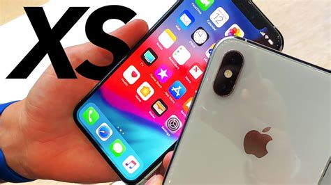 iphone xs und iphone xs max im test das on