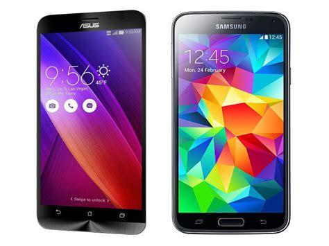 Samsung Galaxy J1 Vs Zenfone 5 asus zenfone 2 vs samsung galaxy s5 harga dan spesifikasi perbandingan rancah post