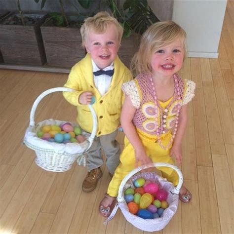 celebrity easter instagram the easter bunny was here 10 festive celebrity instagrams