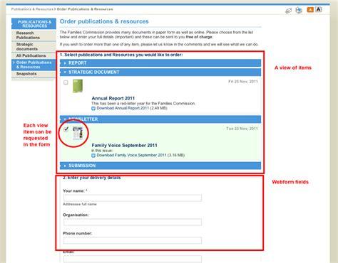 drupal theme webform webform view drupal org