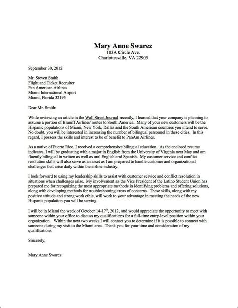 Cover Letter Format by Cover Letter Format How To Format Cover Letter