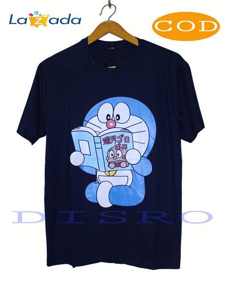 Kaos Doraemon Distro kaos distro iwan fals