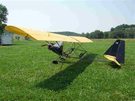 Backyard Flyer Ultralight Valley Engineering Items For Sale