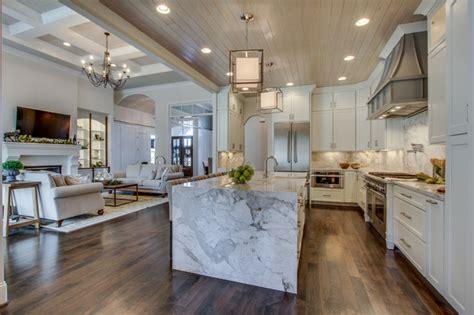 Kings Chapel Parade Homes   Modern   Kitchen   Nashville   by Granite & Stone Design Inc