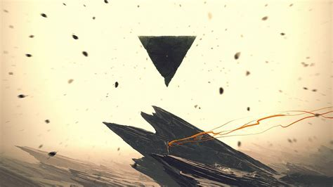 Abstract Pyramid Wallpaper 20758 1920x1080 px