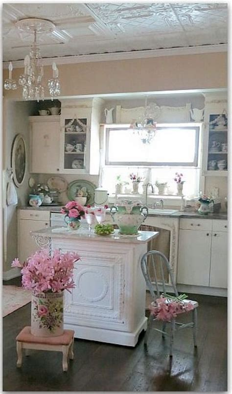 20 inspiring shabby chic kitchen design ideas 1500 best shabby chic kitchens images on pinterest