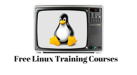 linux tutorial free 5 free linux courses to