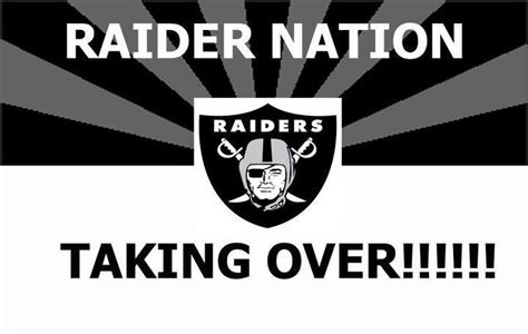Raider Nation Memes - raider nation everything raiders pinterest