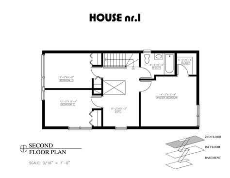 modern house plans floor plan 2 bedroom for ranch style homes small bedrooms house 1 second floor plan modern 2 bedroom