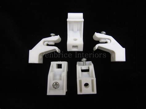 curtain rail brackets 5 integra decorail curtain track brackets rail supports