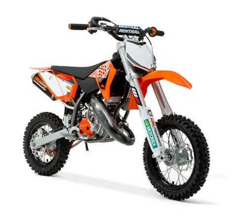 Ktm Mini Dirt Bike 2 Stroke 2015 Ktm Mini Motocrossers With Race
