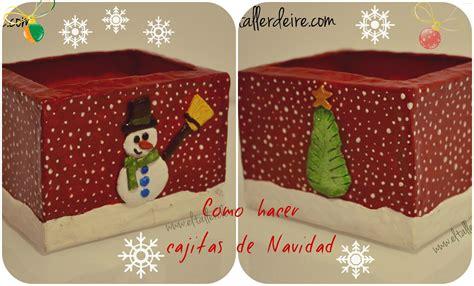 ideas para decorar una caja de navidad c 243 mo hacer cajas de navidad youtube
