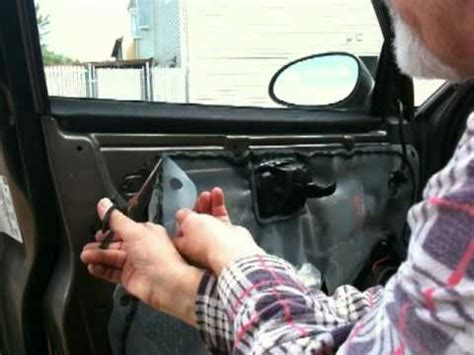 An Inside Look At Chanel Part 3 by Repairing Power Window On Buick Regal Ls 2002 Part 1 3