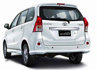 Lu Belakang Mobil Toyota Avanza perbedaan avanza luxury dengan avanza tipe g dan veloz toyota samarinda daftar harga