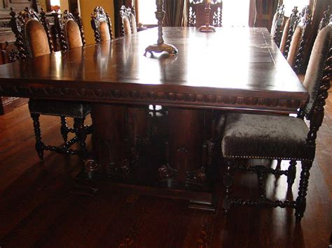 custom made dining room tables custom made by troy wesnidge dining room table s12