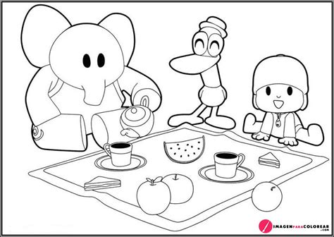 dibujo de zaqueo para colorear dibujos infantiles imagenes dibujos infantiles para colorear disney de hadas flores