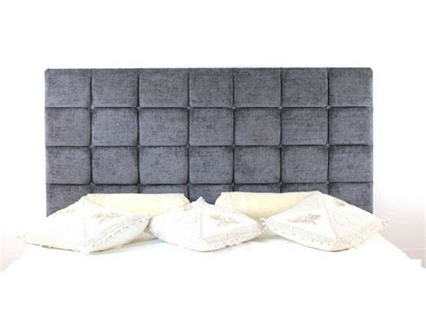 Chenille Headboard by Templeton Chenille Headboard