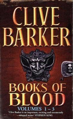 clive barker s hellraiser omnibus vol 1 books books of blood omnibus v 1 clive barker 9780751510225