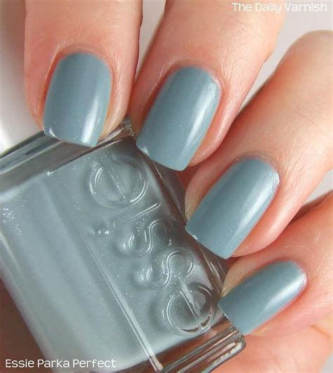 Essie Who Is The essie parka the daily varnish