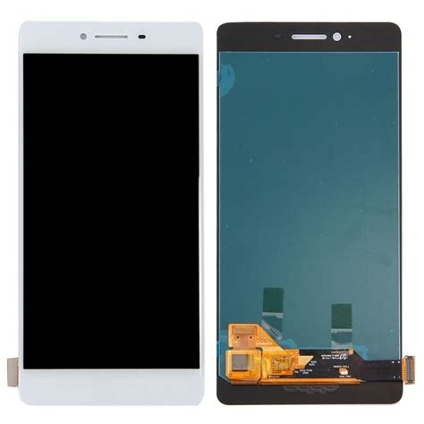 Lcd Oppo R7s replacement oppo r7s lcd screen touch screen digitizer assembly white alex nld