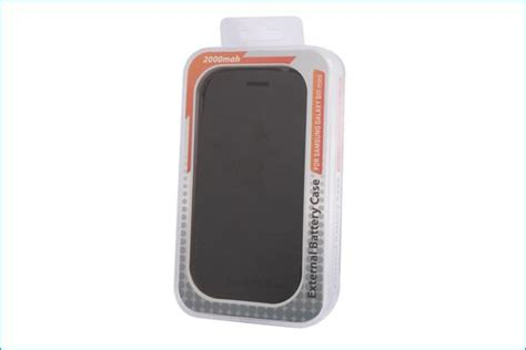 Power Bank Samsung Mini funda con bater 237 a power bank para samsung galaxy s3 mini