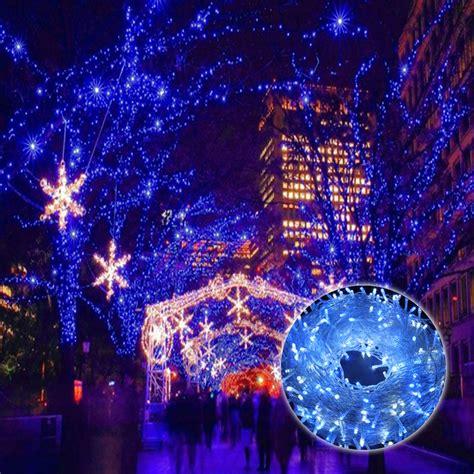 500 tree lights 100m 500 led tree string garden