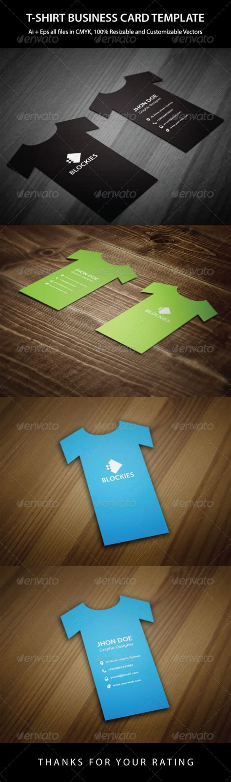 t shirt business card template t shirt business card template by kazierfan graphicriver