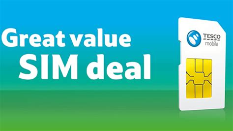 tesco mobile offer tesco mobile to offer customers 18 month sim only