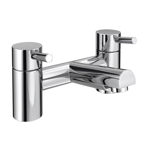 Shop Our Cruze Modern Bath Taps Chrome At Victorian Modern Bathroom Taps Uk