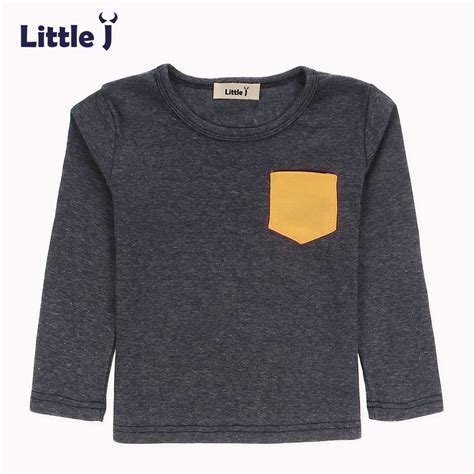 Tshirt Choco Solid soft solid boys t shirt color sleeve baby t shirts cotton children s t