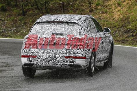 Curb Weight Audi Q5 Audi Q5 Spotted Testing Again Launch This Year