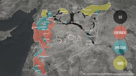 Syria Fussia Ori Apple by Map Syria S Shifting Battle Lines Syria S Second Front
