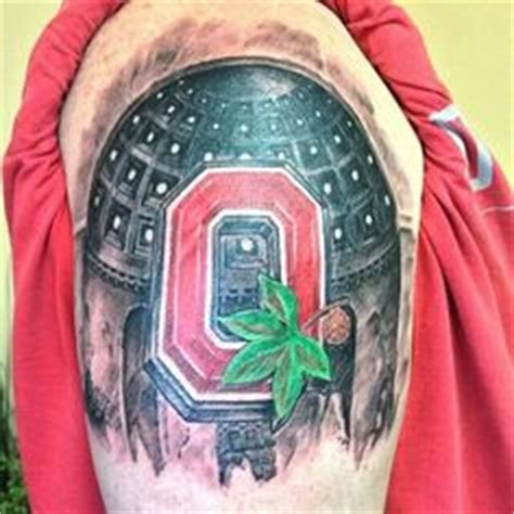 braxton miller tattoos ohio state tattoos on ohio braxton miller and