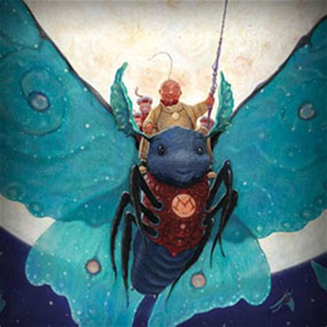 the of the moths books the guardians of childhood the in the moon character page