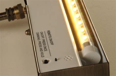 improvements cordless picture light concept lighting 105l cordless led picture light 11 5