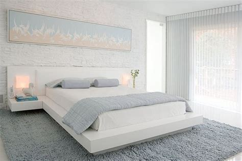White Bedroom Design White Interior Design Ideas