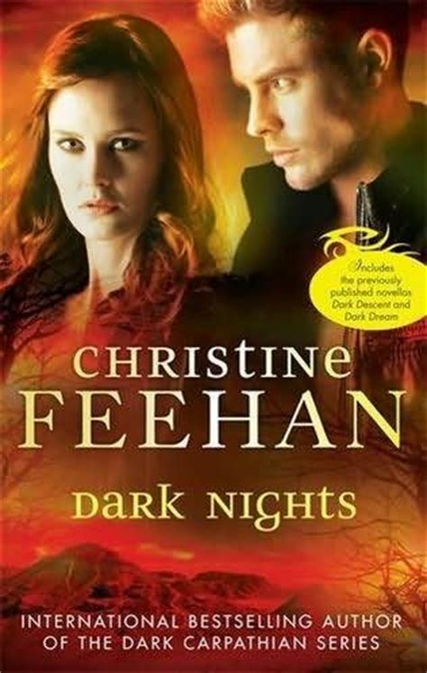 libro dark night of the dark nights dark by christine feehan books on my to read list and favourites
