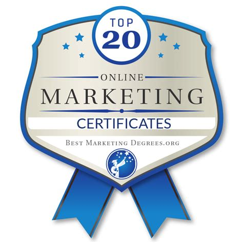 Digital Marketing Degree Florida by The 20 Best Digital Marketing Certificates 2017